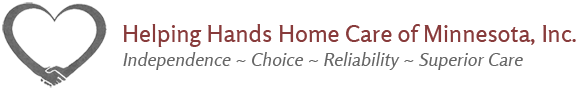 Helping Hands Home Care of MN, Inc.